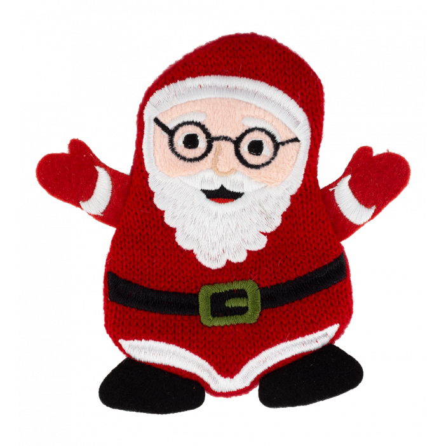 Hand warmer - Warmly Santa