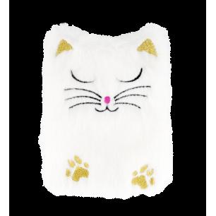Scaldamani - Warmly - White Cat