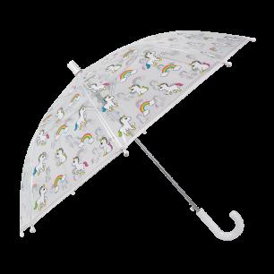 Ombrello per bambini - Ondine - Unicorno