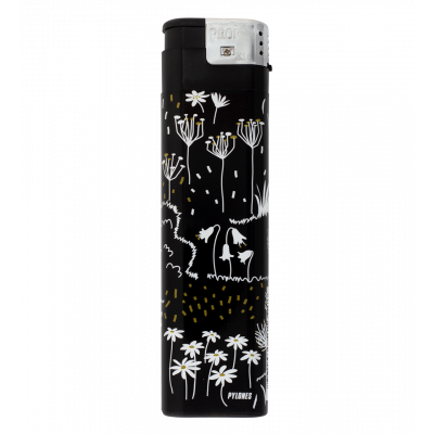 Briquet XXL - Fire - Black Board