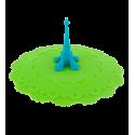 Monument - Couvercle de mug Vert / Turquoise