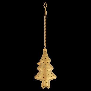 Infuseur à thé - Anitea - Xmas Tree Gold
