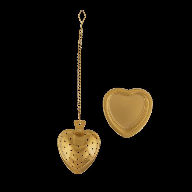 Infuseur à thé - Anitea Heart Gold