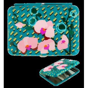 Zigarettenetui - Cigarette case - Orchid Blue