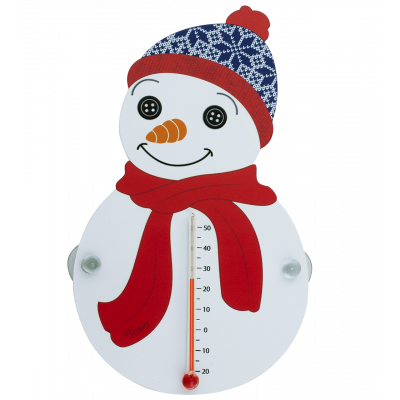 Thermometer - Thermo - Snowman