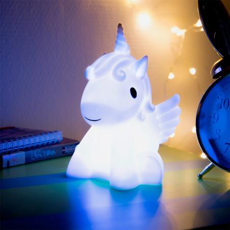 Lume da notte - Unicorno