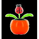 Solar-powered - Dancing Flowers Smile Vert