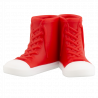 Toothbrush holder - Sneakers Red