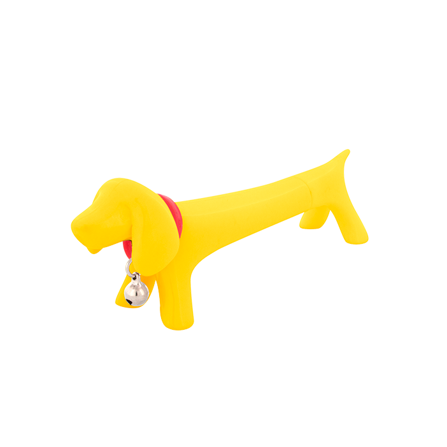 Pen - Basset Yellow