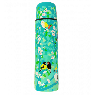 Bouteille thermos isotherme 50 cl - Keep Cool - Birds