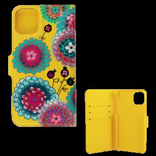 Klappdeckel für iPhone 11 - I Wallet 11