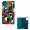 Flap cover/wallet case for iPhone 11- I Wallet 11 Accordeon