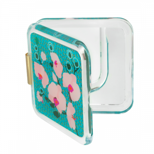 Pocket mirror - Clap