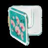 Pocket mirror - Clap Orchid Blue