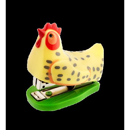 Clac - Mini-Tacker Weisse Henne