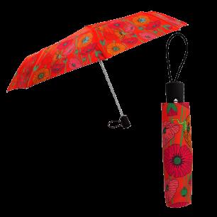 Regenschirm - Parapli - Coquelicots