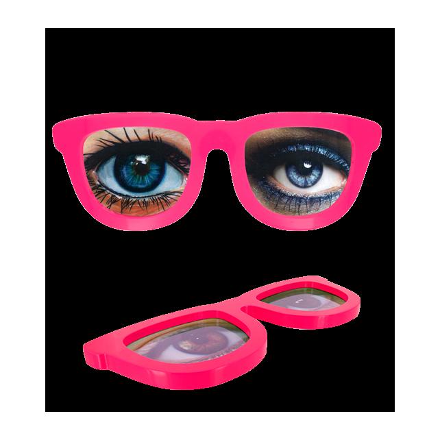 Photo Glasses - Cadre photo Rosa