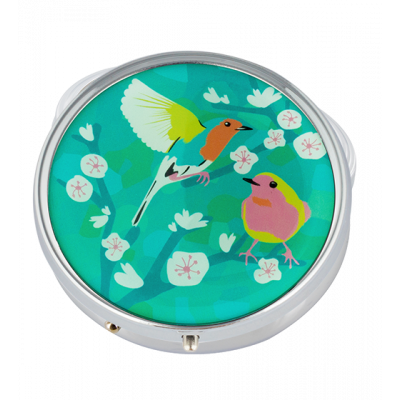 Pill box - Posologik - Birds