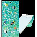 Magnetic memo block - Notebook Formalist Paris Bleu