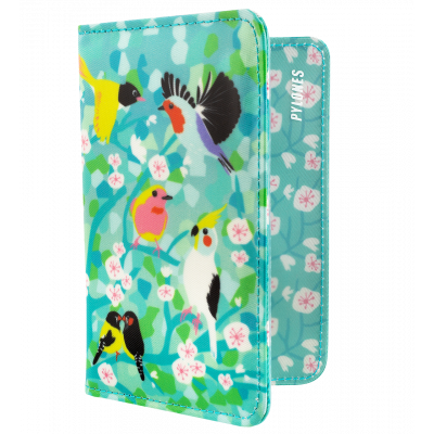Passport holder - Voyage - Birds
