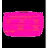 Pochette XL - Pochette de sac à main Pink / Orange