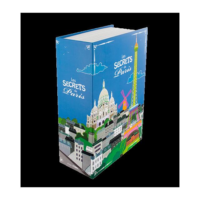 Les secrets de paris livre coffre fort pylones for Les secrets de paris