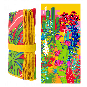 Serviette microfibre - Body DS - Cactus