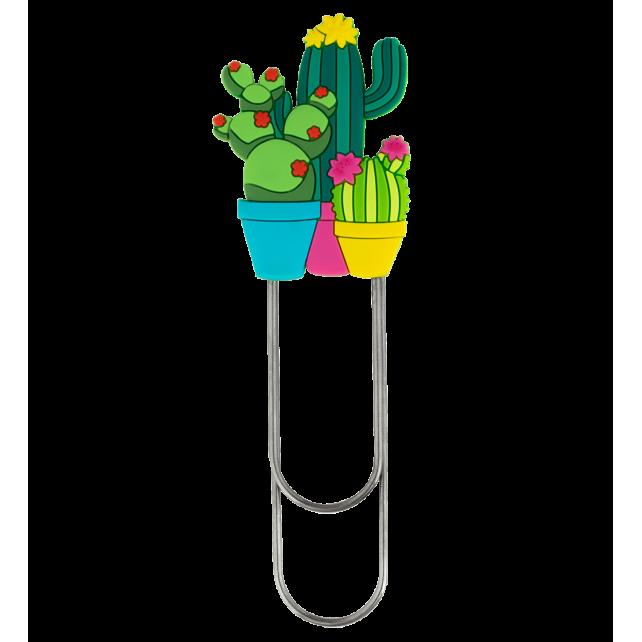 Large bookmark - Ani-bigmark Cactus