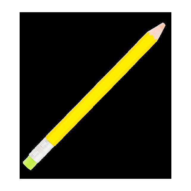 Stylobois - Stylo Yellow