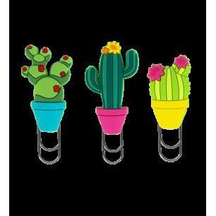 Segnapagina modello piccolo - Bookmark - Cactus