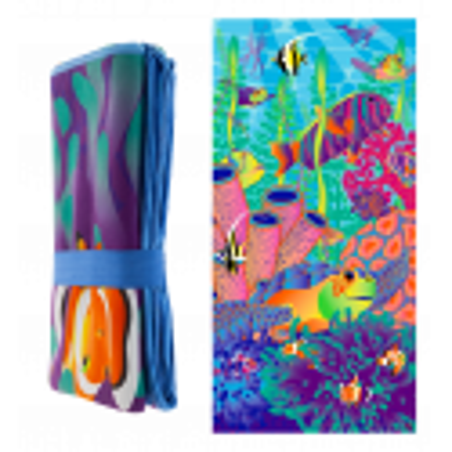 Telo mare in microfibra - Body DS