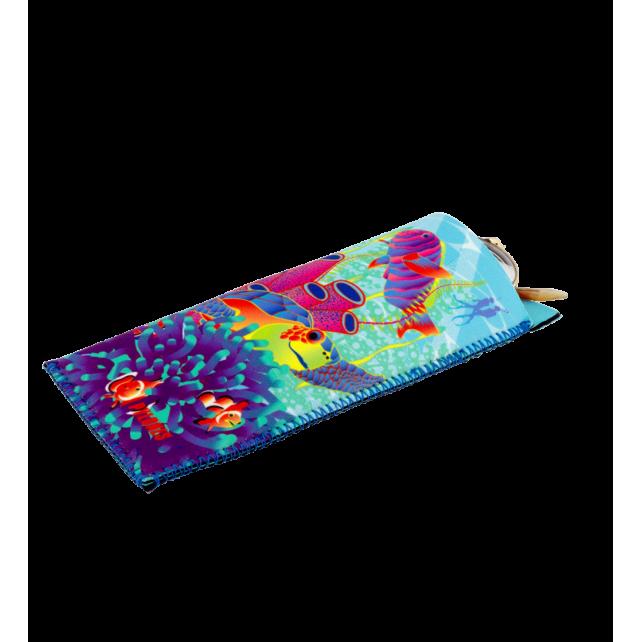 Brillenetui - Neocase Fluocéan
