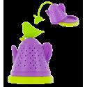 Bird Teapot - Infuseur à thé Verde / Porpora