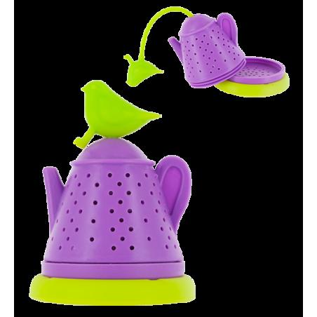 Bird Teapot - Teefilter
