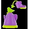 Bird Teapot - Infuseur à thé Vert / Violet