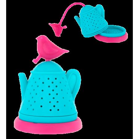 Bird Teapot - Tea infuser