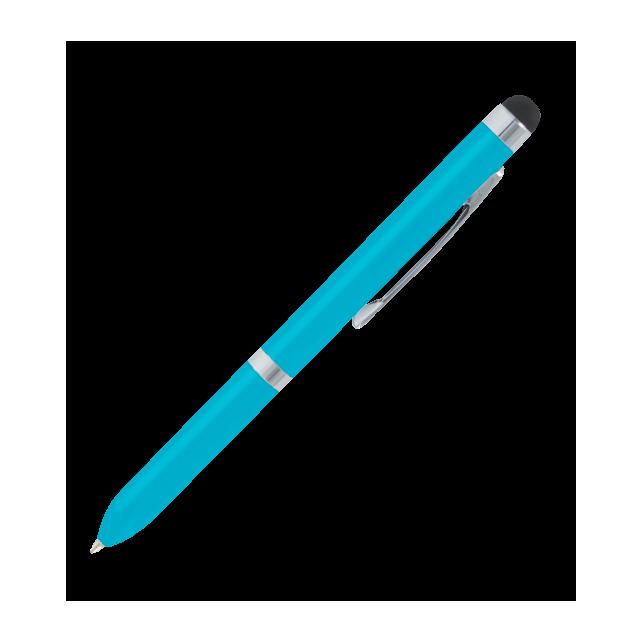 Kugelschreiber mit Touch-Pen - Touch Ball Blau