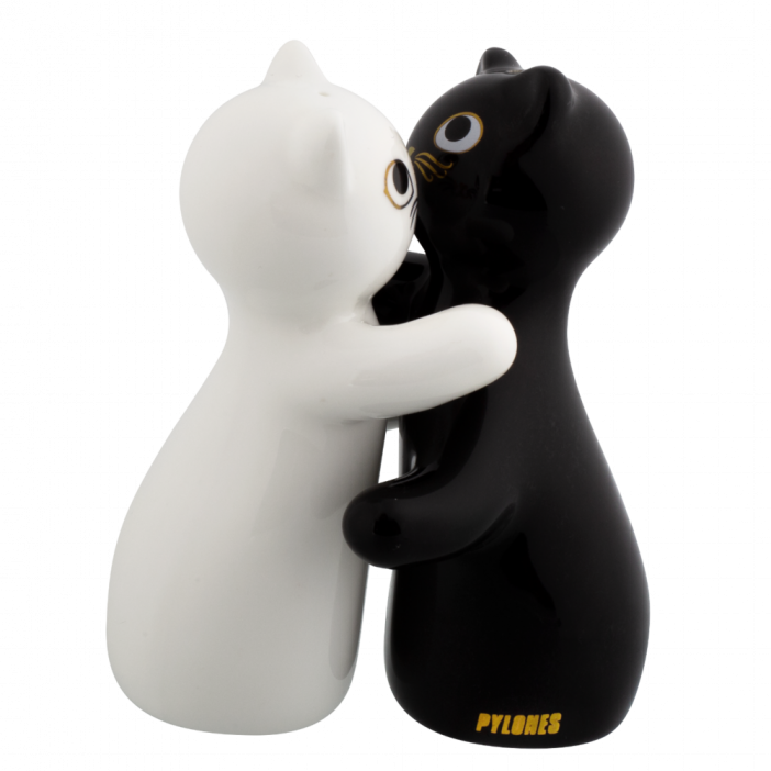 Salt and pepper shaker - Hugcats