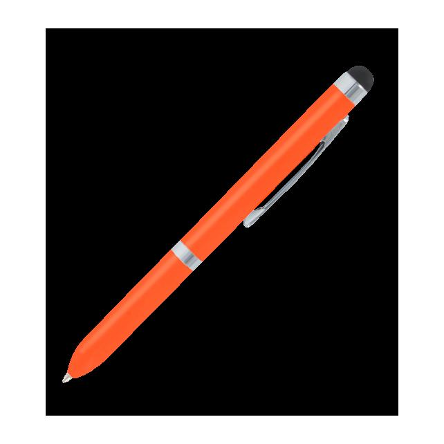 Pen with stylus - Touch Ball Orange