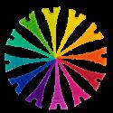 Set de 12 pics apéritif - Tower stick Multicolore