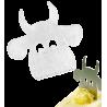 Raclette à beurre - Vachabeurre