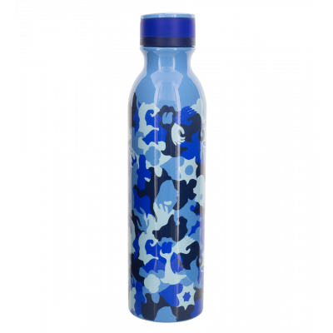 Borraccia termica - Keep Cool Bottle - Camouflage Blue