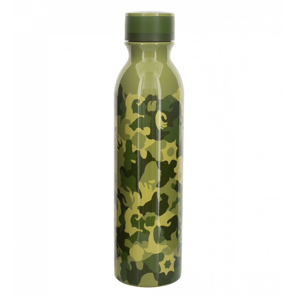 Bouteille thermos isotherme - Keep Cool Bottle Jardin fleuri