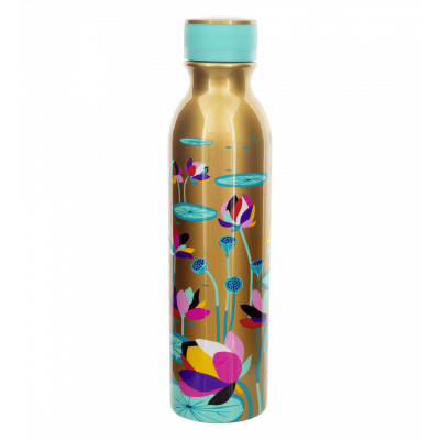 Bouteille thermos isotherme - Keep Cool Bottle - Lotus