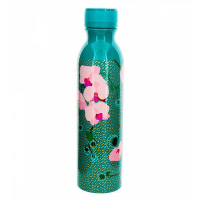 Thermoskanne - Keep Cool Bottle - Orchid Blue