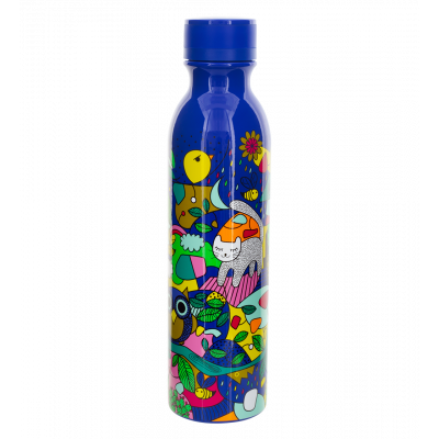 Bouteille thermos isotherme - Keep Cool Bottle - Friends