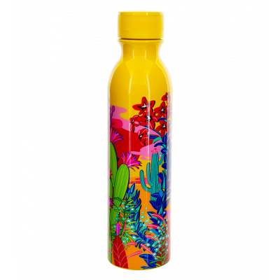 Bouteille thermos isotherme - Keep Cool Bottle - Cactus