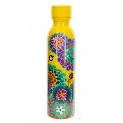 Bouteille thermos isotherme - Keep Cool Bottle - Dahlia