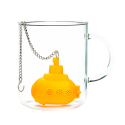 Yellow Submarine - Tea infuser