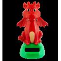 Solar powered dancing figurines - 1-2-3 Soleil Frog